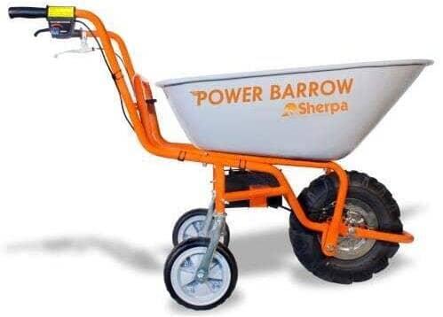 Sherpa Power Barrow