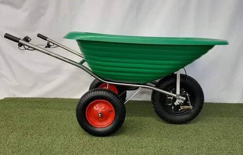 Smartwiel Battery Powered Wheelbarrow