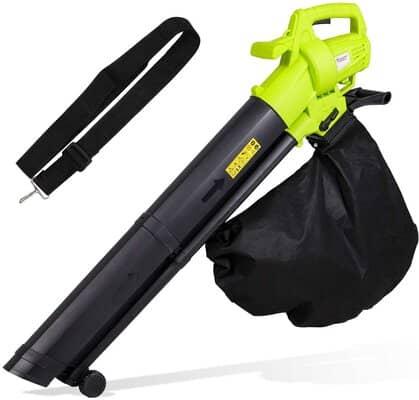 Stream Leaf Blower Vacuum