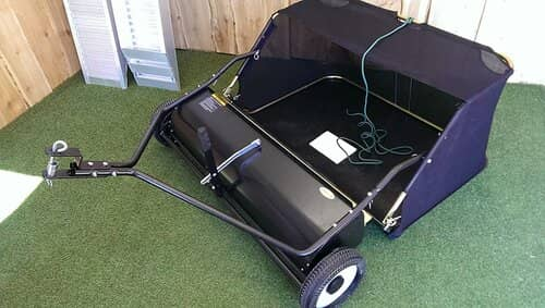 Towable Lawn Sweeper