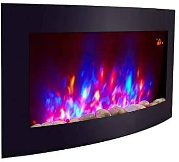 TruFlame Wall Mounted Cheap Electric Fireplaces