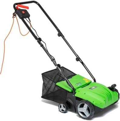 BMC 2in1 Electric Lawn Scarifier Aerator