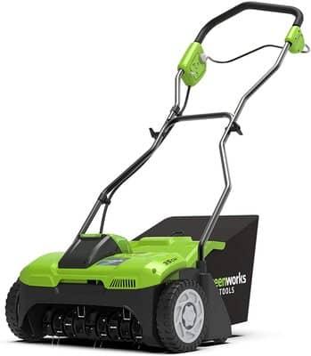 Greenworks Cordless Aerator G40DT35