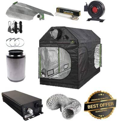 Grow Tent Roof Tent Kits