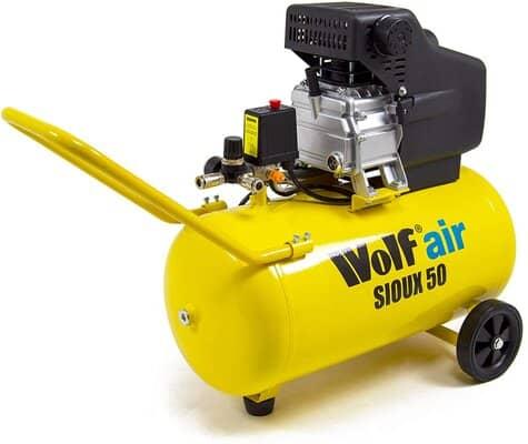 Wolf Sioux 50L Air Compressor