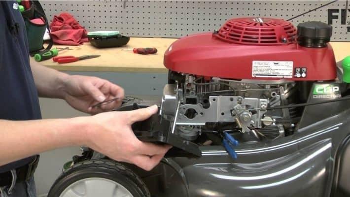 Honda Makes The Best Lawn Mower Engine