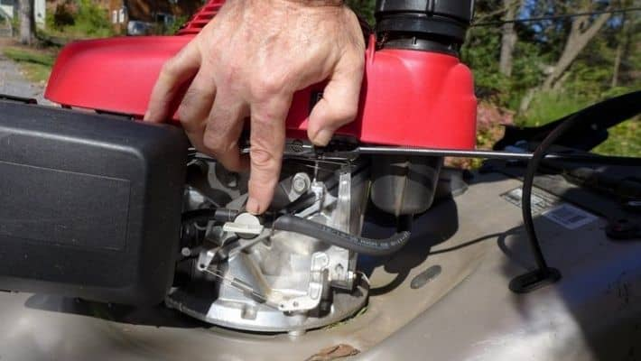 How Do you Turn off a Lawn Mower?