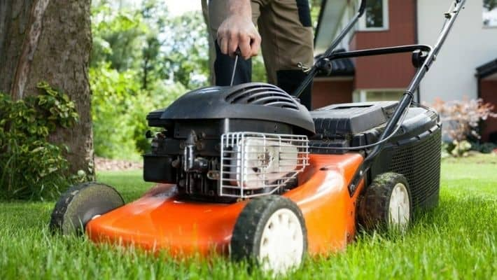 Start A Lawn Mower With A Bad Starter