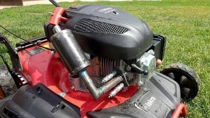 Why Is Oil Coming Out Of My Lawn Mower Exhaust?
